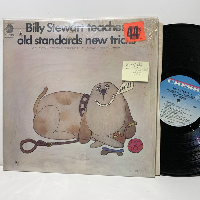 Billy Stewart Old Standards New Tricks Chess 15460 VG+-/VG++ Soul LP