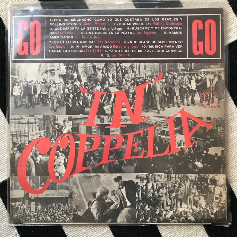 "Various - ""In Coppelia"" RCA Victor CML-2529"