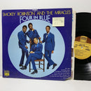 Smokey Robinson Miracles- Four In Blue- Tamla 297 VG/VG+- /VG Stain on back