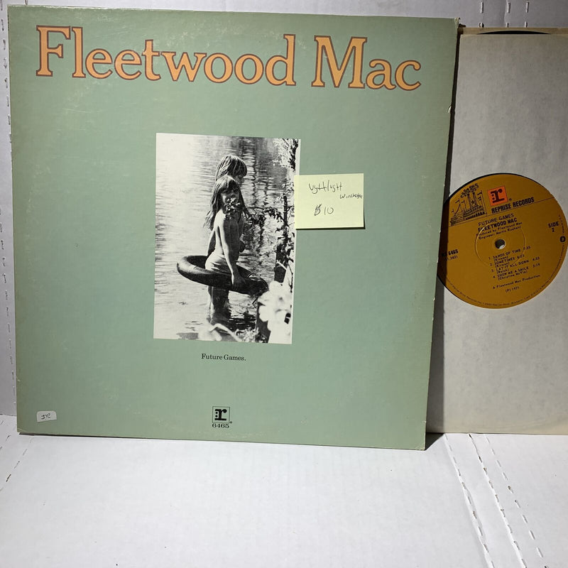 Fleetwood Mac Future Games- Reprise MS 6465 VG++/VG++ Winchester Rock LP