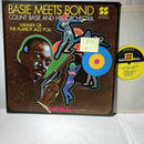 Count Basie Meets Bond- Solid State 18032 VG+/VG+ 1NF Jazz Record LP