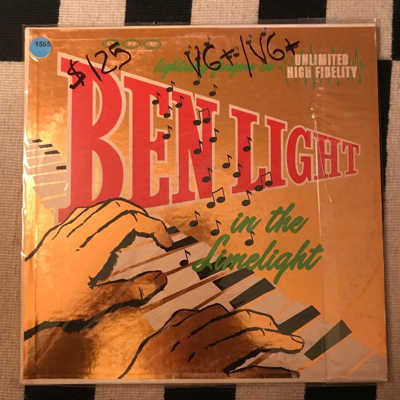 Ben Light - In The Limelight GNP 39
