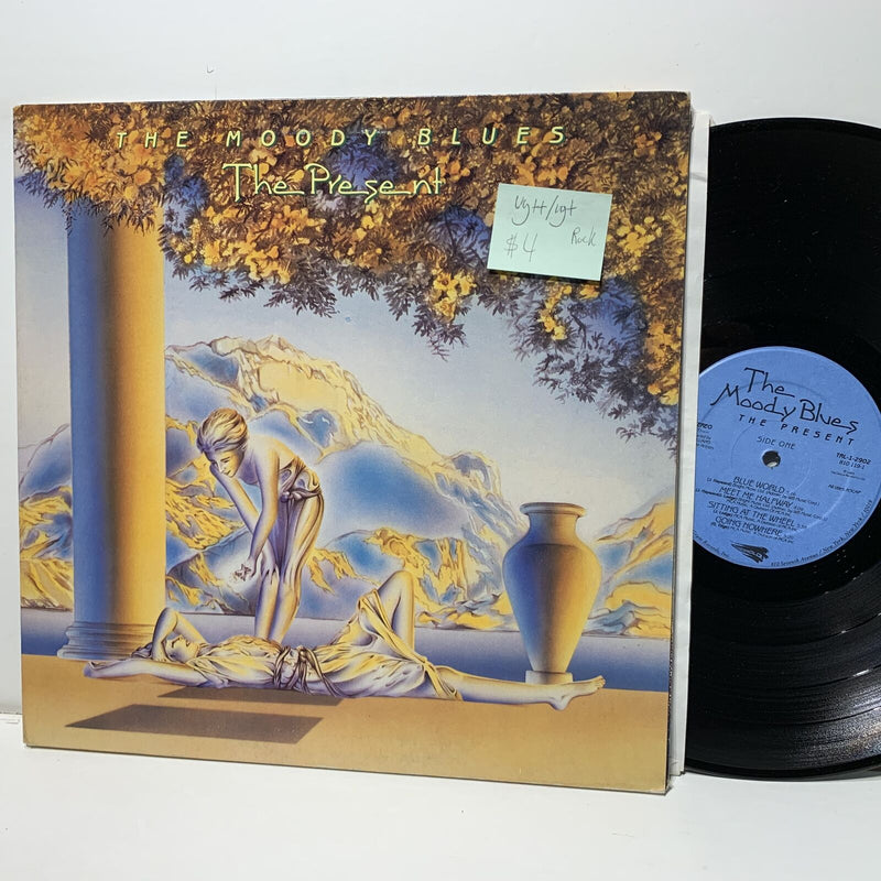 Moody Blues The Present- Threshold 2902 VG++/VG+ Psych Rock LP