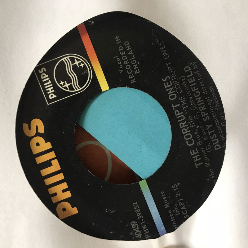 Dusty Springfield- Ill Try Anything/The Corrupt Ones- Philips 40439- VG+ Pop 45