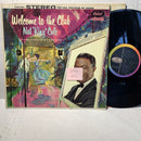 Nat King Cole Welcome To The Club- Capitol SW 1120 VG(+)/VG+ Vocal LP