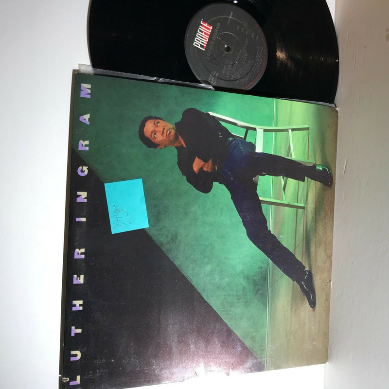Luther Ingram S/T- Profile PRO 1226- VG+/VG+ WOL- Soul LP
