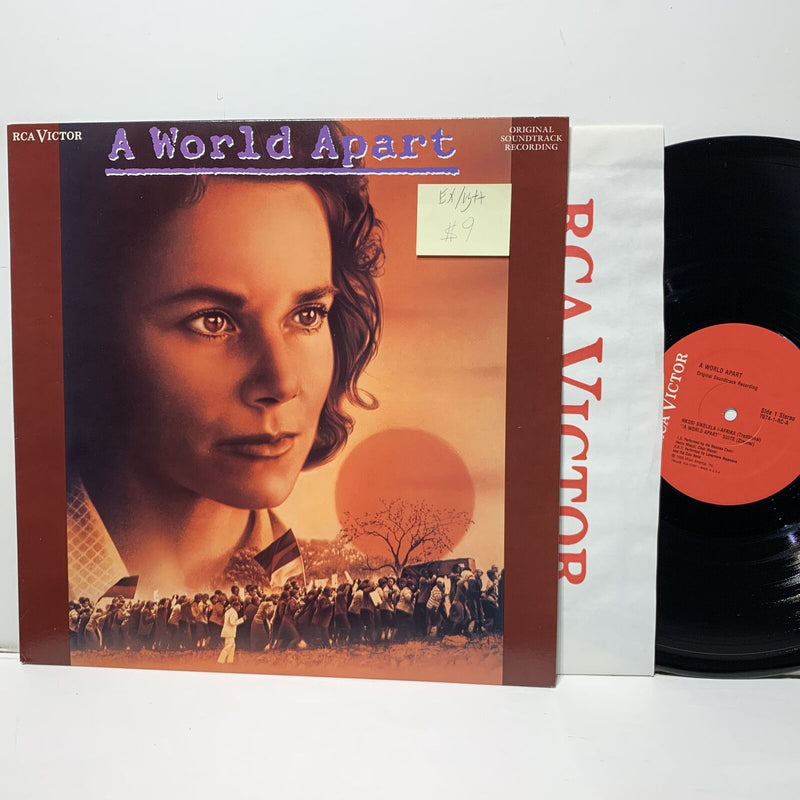 A World Apart Soundtrack- RCA Victor 79741RC- EX/VG++