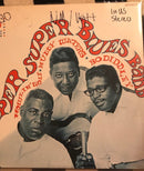 Howlin' Wolf, Muddy Waters & Bo Diddley - Super Super Blues Band Chess LPS-3010
