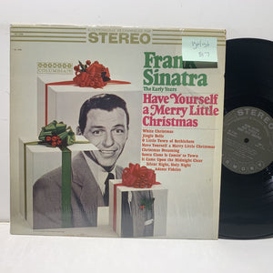 Frank Sinatra Have Yourself A Merry Little Christmas.Frank Sinatra Have Yourself A Merry Little Christmas Harmony Vg Vg