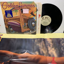 Golden Summer United Artists 627 2LP Surf Rock 2LP VG+-/VG+ w/poster