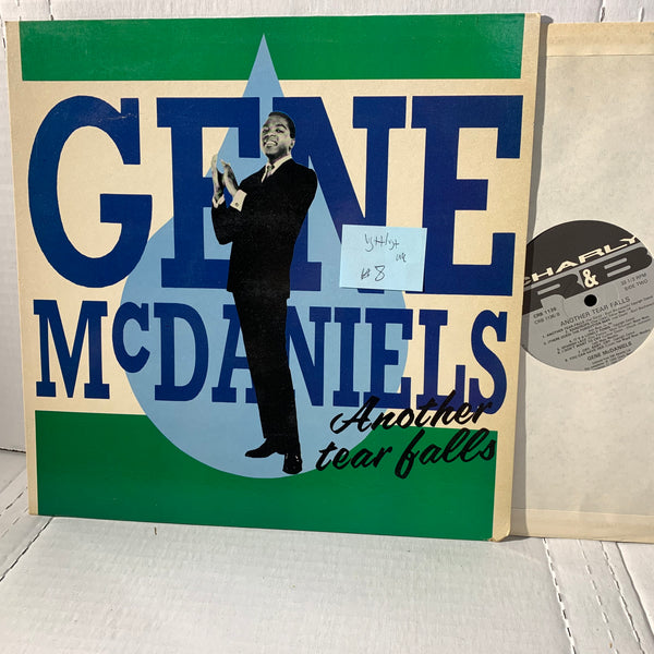 Gene McDaniels Another Tear Falls Charly R&B UK Press Soul Record Comp LP