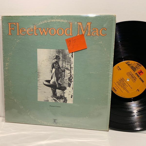 Fleetwood Mac- Future Games- Reprise Rock LP- VG/G++ WOL
