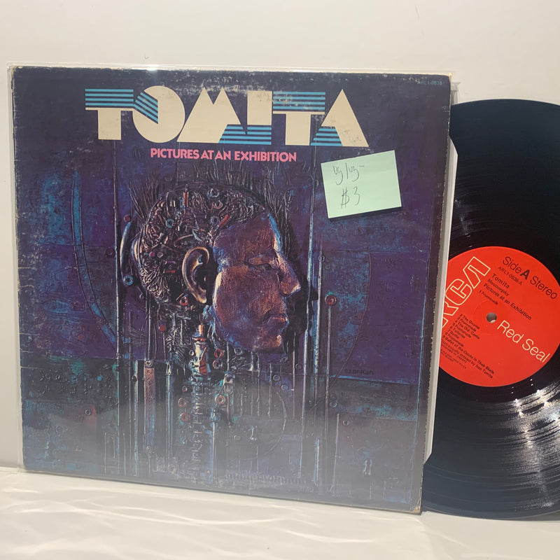 Tomata- Pictures At An Exhibition- RCA Red Seal Electonic Ambient LP- VG/VG-