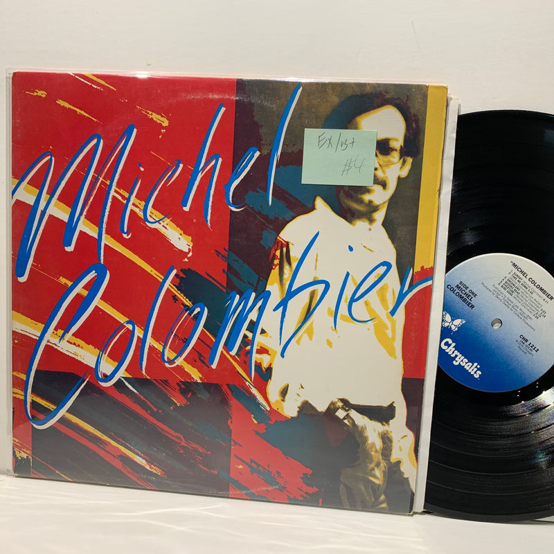Michel Colombier- Chrysalis Jazz Rock LP- EX/VG+