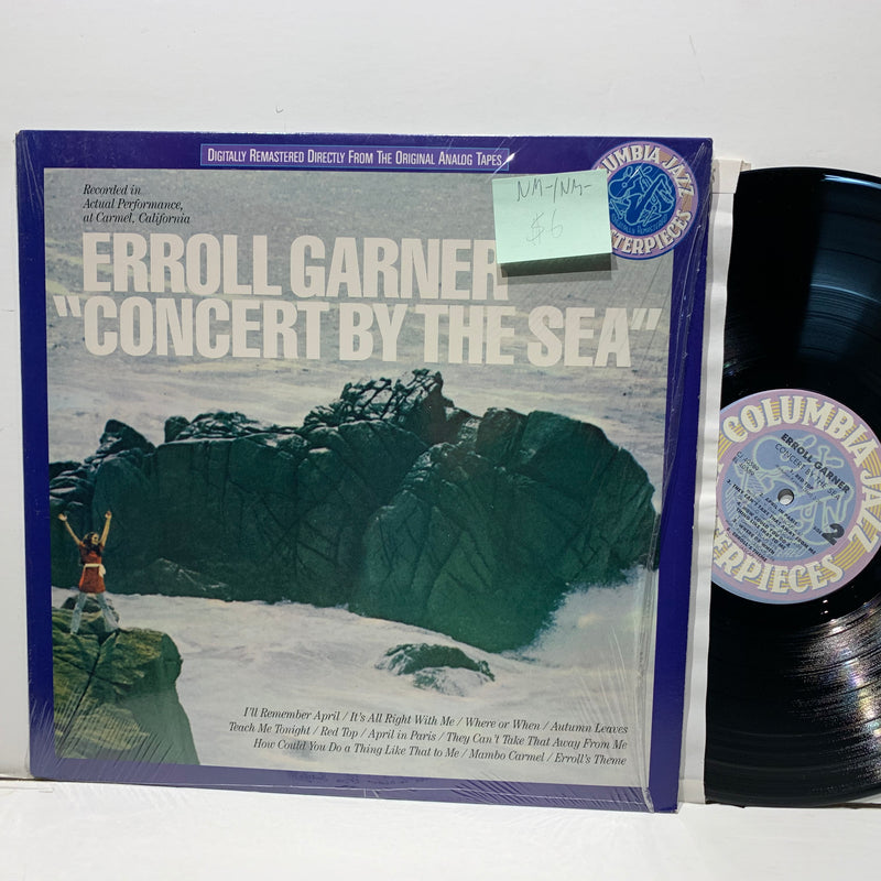 Erroll Garner Concert By The Sea- Columbia Jazz Masterpieces- NM-/NM-