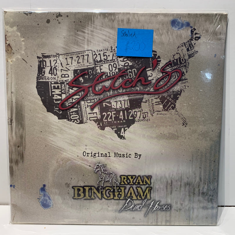 Ryan Bingham Dead Horses- Stitch's Records Country Soundtrack- SEALED!