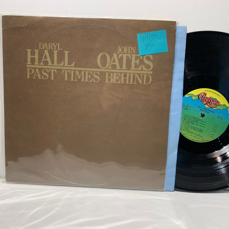 Daryl Hall & John Oates- Past Times Behind- Chelsea Pop Rock LP- VG+/VG+