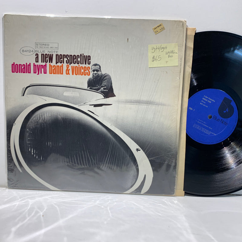 Donald Byrd- A New Perspective- Blue Note UMARG Inc Press Jazz- VG++/VG++