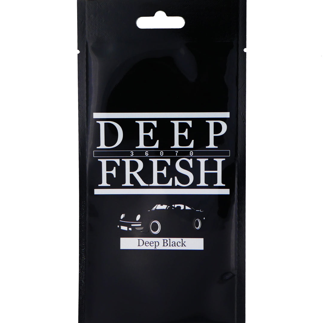 Deep Black Air Freshener