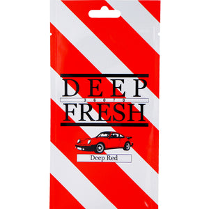 Deep Red Air Freshener