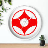 Wall clock - kyokushin-shop