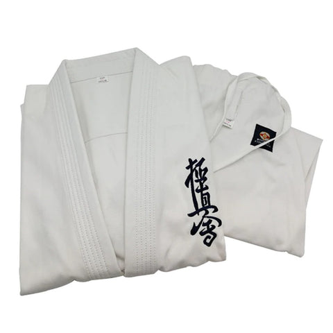 Adult  Child kyokushin karaté-gi 12oz High Quality - karate kyokushin shop