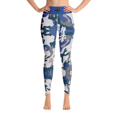 kyokushin karate Leggings women - kyokushin-shop