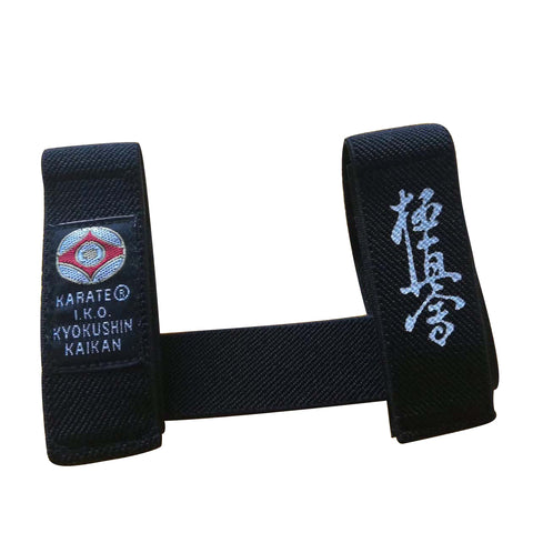 IKO Kyokushinkai Karate or shinkyokushin black Belt Fixer   retainer - karate kyokushin shop