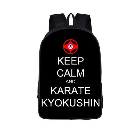 Karate kyokushin Bag  Backpack - karate kyokushin shop