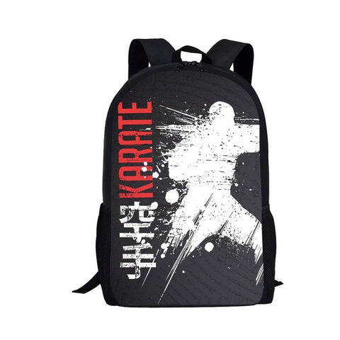 Martial Arts Karate kyokushin training bag Backpack - karate kyokushin shop