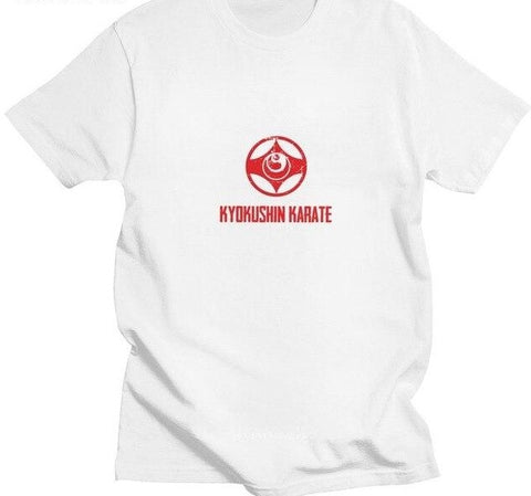 Kyokushin  Strongest Karate T-Shirt Mens - karate kyokushin shop