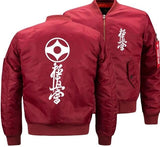 Kyokushin Karate Bomber Jacket - karate kyokushin shop