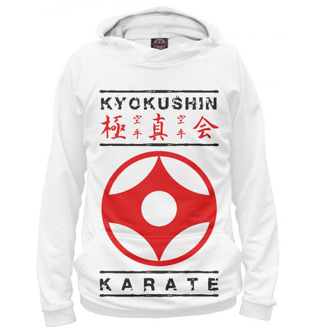Men  hoodie Kyokushin Karate kanku - karate kyokushin shop