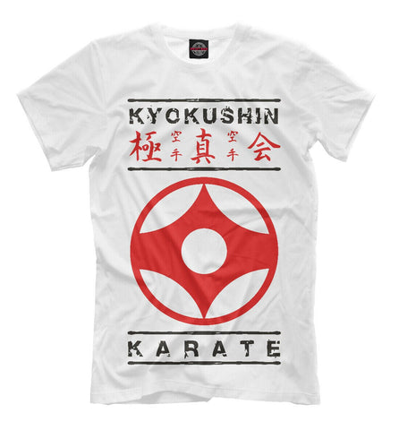 Kyokushin Karate  T-Shirt big kanku - karate kyokushin shop