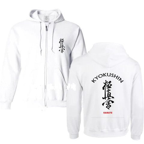 casual Sweatshirt Kyokushin karate - kyokushin-shop