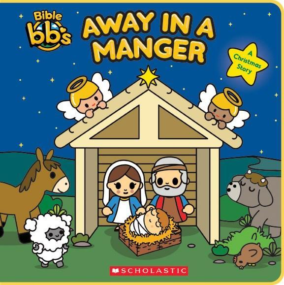 Away in a Manger Book