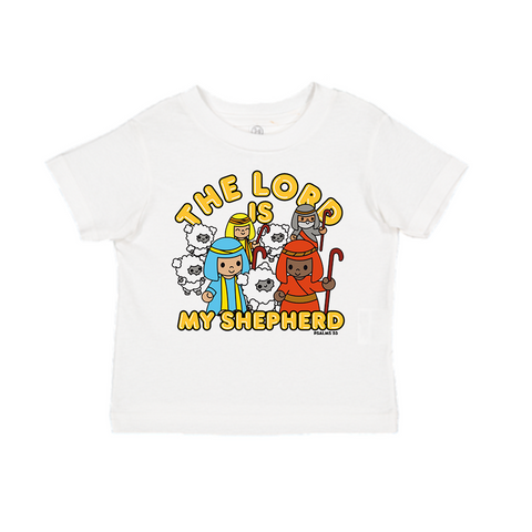 Lord Is My Shepherd Kids Tee