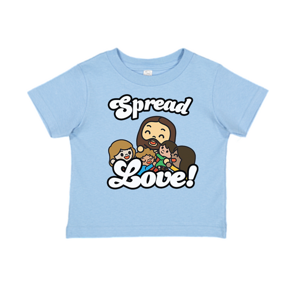 Spread Love Kids Tee