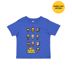 Superheroes Kids Tee