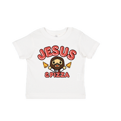 Jesus & Pizza Kids Tee