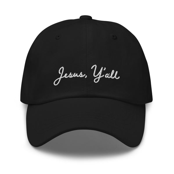 Bible bb's Jesus Y'all Dad Cap