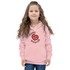 Bible bb's Jesus Loves Me Kids Hoodie