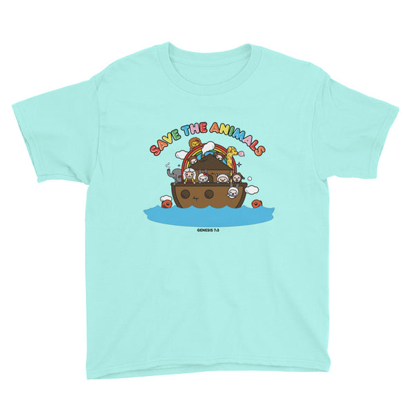 Bible bb's Save the Animals Kids Tee