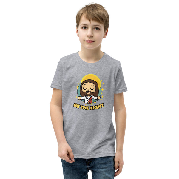 Bible bb's Be The Light Kids Tee