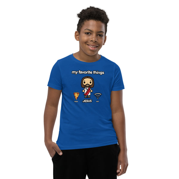 Bible bb's My Favorite Things Kids Tee