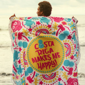 CRMMH Beach Towel