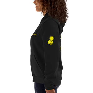 RICA Map Hoodie Sweater