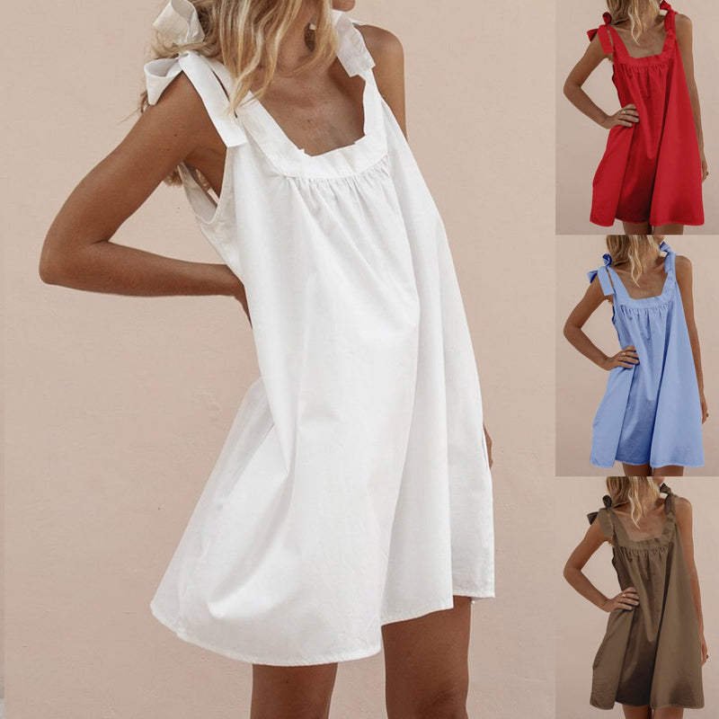 Sleeveless Casual Dresses  | elledress