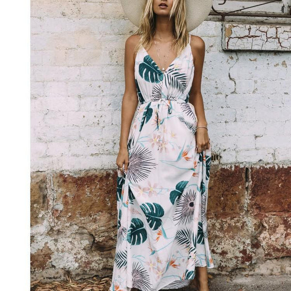 Beach dress Bohemian Beach Dress  | elledress