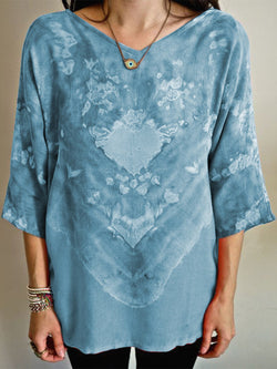 3/4 Sleeve Blouse & Shirts  | elledress